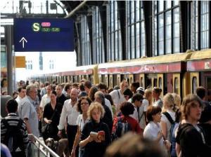 S Bahn Chaos Berlin